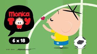 Mônica Toy | Futebolioska (T06E18)