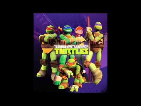 TMNT 2012 ending credits theme song