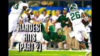Hardest Football Hits Of All Time (Best on YouTube) Part 2 || HD