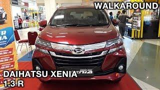 Daihatsu Xenia 1.3 R 2019 - Exterior & Interior Walkaround