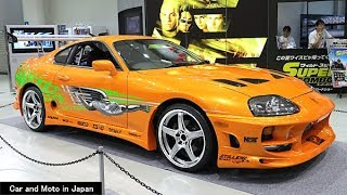 "Toyota Supra ""Wild Speed Model"" 1996 A80 (Replica)"
