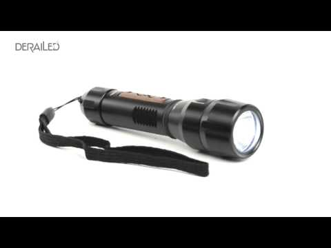 Browning Hi Power LED Flashlight