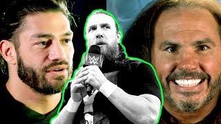 download lagu Reigns: Best In-ring Performer? Daniel Bryan Summerslam Plans? Going gratis