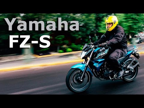 Yamaha FZ S 2016 - la más vendida con nuevo rostro mejor desempeño   Autocosmos