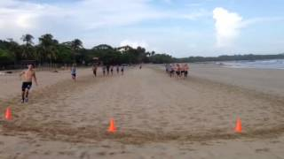 Pretemporada del Herediano en Playa Tamarindo