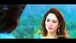 Rachaa - Ram Charan, Tamanna Romantic Scene - Racha Movie Scenes - Ram Charan, Tamanna