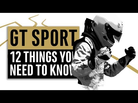 Gran Turismo Sport   12 Things You Need To Know