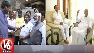 JDS Party Leaders Face To Face Over Karnataka Elections | Telugu People Supports JDS