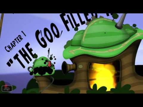 World of Goo уровень 2