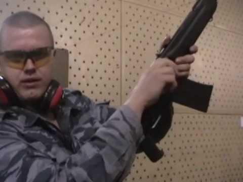 Страна вечной охоты: Сайга-12К