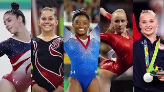 The American Dream Team - WAG  - Team A - USA - 2008 to 2016