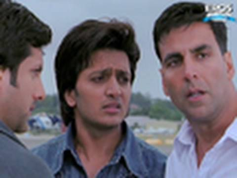 Bollywood actors in tears - Heyy Babyy