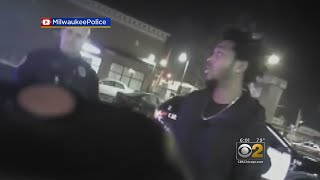 Milwaukee Police Release Sterling Brown Video