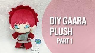 DIY Gaara (Naruto) Plush - Part 1