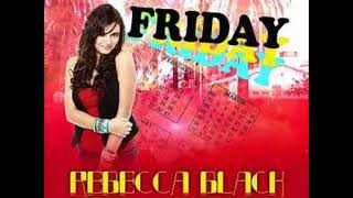 Rebecca Black - Friday (Official Music)