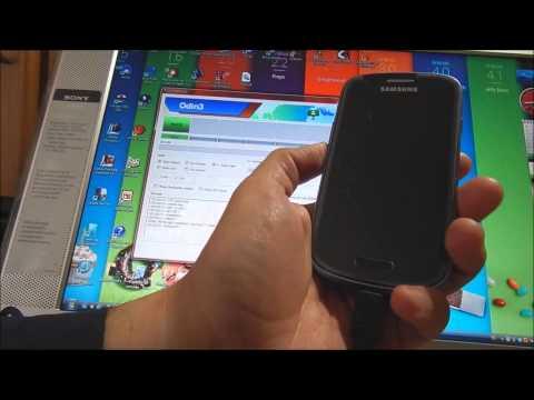 Como Regresar a la Rom Stock de Fabrica (Telcel) - Galaxy S3 Mini GT-I8190L (EspañolMX)
