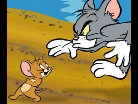 วีดีโอการเล่นเกม Tom and Jerry Cat Crossing ทอมแอนเจอรี่ข้าม