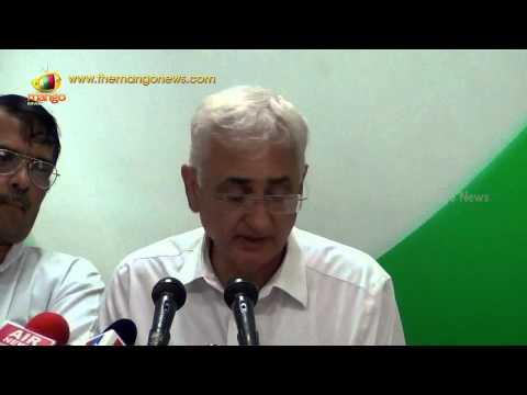 AICC Press Conference by Salman Khurshid | Pakistan Ceasefire Breach