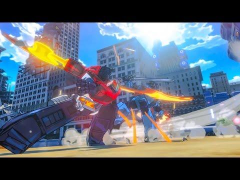 Juegos-TRANSFORMERS: DEVASTATION GAME TEASER TRAILER