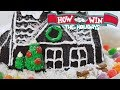 Gingerbread House Cake | Food Network