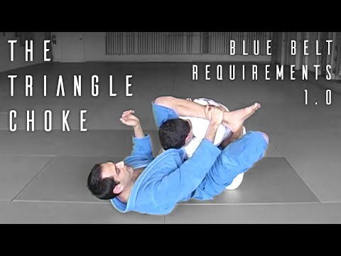 Roy Dean Academy BJJ: The Triangle Choke