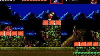 "[TAS] NES Castlevania III: Dracula's Curse ""Grant path, warp glitch"" by arandomgame[...] in 15:22.01"