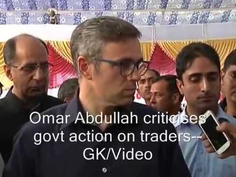 Centre not willing to provide financial aid to Kashmir: Omar