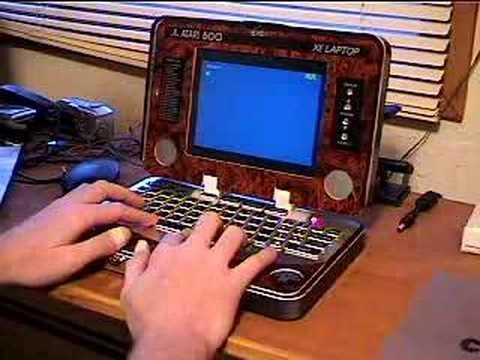 Atari 800 Laptop