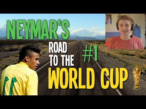 FIFA 14 - Neymar's Road To The World Cup - Ep. 1 (THAT'S NOT JOBSON)