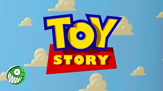 La historia secreta detrás de TOY STORY