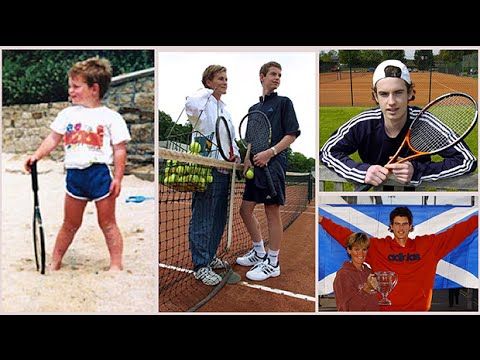 Andy Murray's career by numbers