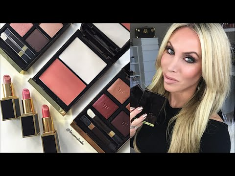 TOM FORD MAKEUP HAUL | Spring 2016 Collection