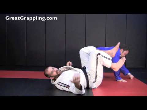 Leg Weave Submission Omoplata Image 1