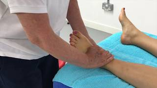 QM Thai foot massage