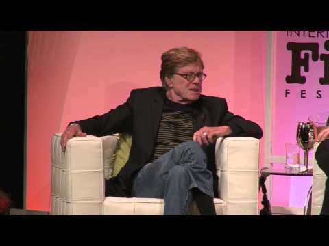 2014 SBIFF - Rober Redford Discusses Directing & Ordinary People