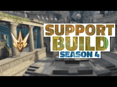 """SMITE: Support Build Guide Season 4 