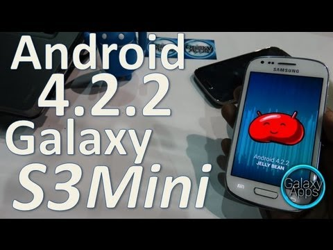 [How To] Instala Android 4.2.2 en tu Galaxy S3 Mini i8190: Paranoid Android (Español Mx)