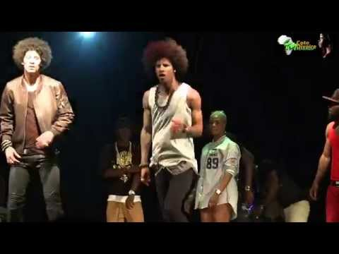 LES TWINS FULL BATLLE IN AFRICA
