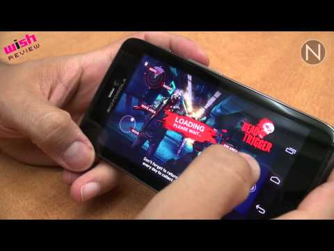 Android 4.2 Jellybean en la red Evolution de Nextel, Motorola Atrix HD / WISH Review