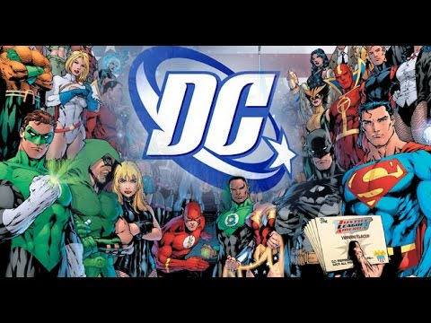 Comic Uno DC Movies Slated Until 2020!
