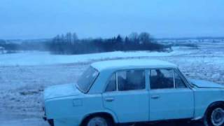 VAZ 2101 Drift Winter