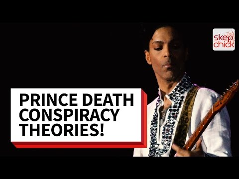 Prince Died From Chemtrails, Say Conspiracy Theorists