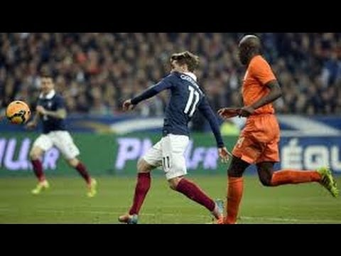 Antoine Griezmann vs The Netherlands HD