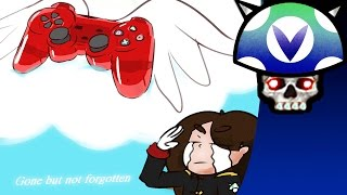 [Vinesauce] Joel - Red PS2 Controller Funeral