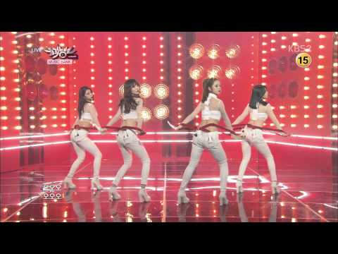 [1080p Hd] 130315 Music Bank Girl's Day - Please Don't Go+expectation video