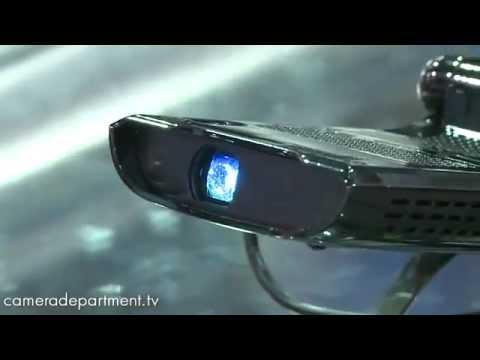 MiLi Pico Projector 2 - CES 2011 - allsmartphone.it