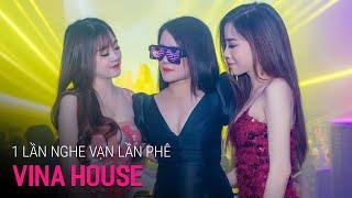 NONSTOP Vinahouse 2019   Một Lần Nghe Vạn Lần Phê SML - DJ Trây Lucifer  Full Track Thái Hoàng Vol 7