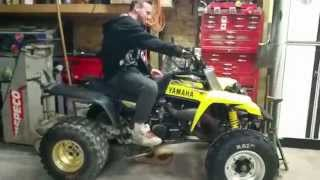 Blown Up Yamaha Banshee!! Crank & Piston *Will She Still Start ??*