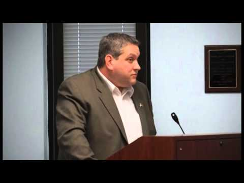 Delaware County Commissioners Meeting 16 February 2015
