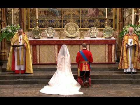 Свадьба принца Уильяма и Кэйт Миддлтон 2011